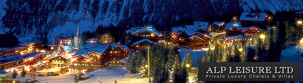 Alp Leisure luxury ski holidays in Meribel and Courchevel