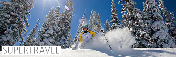 Supertravel luxury ski holidays