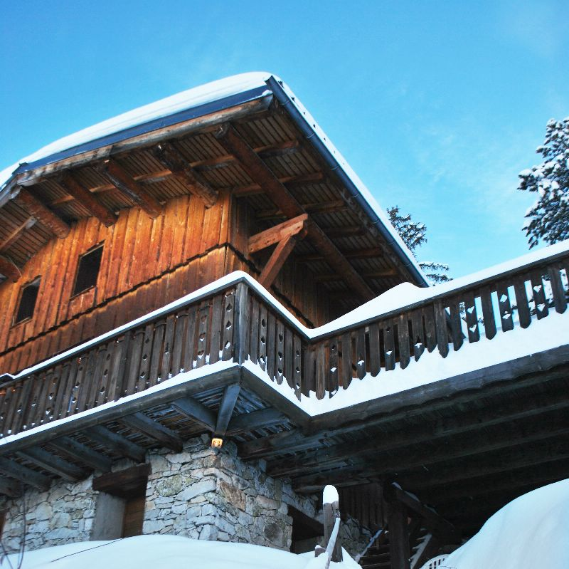 chalet le nichoir la plagne ski chalet for catered chalet skiing holidays snowboard and