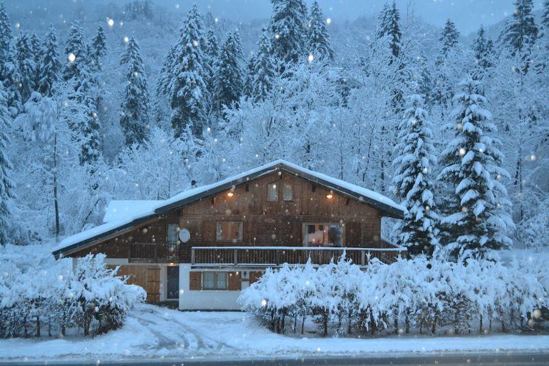 chalet mautalent morillon samoens ski chalet for self catered or catered ski holidays
