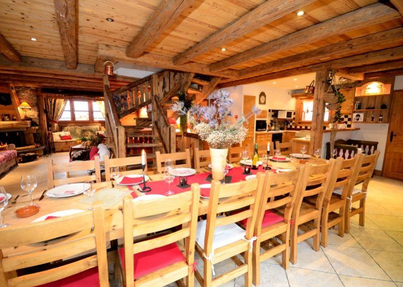 Chalet Jardin d\'Angele Courchevel - ski chalet for catered chalet ...