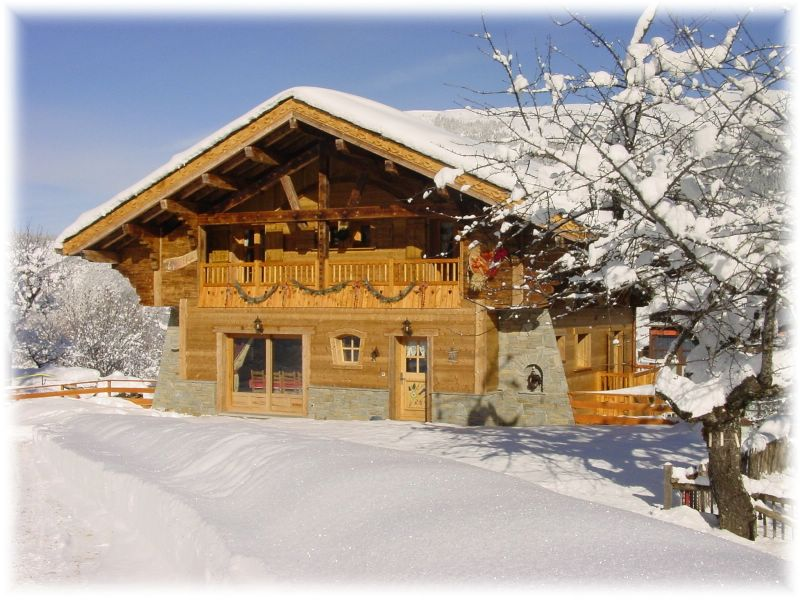 Chalet jardin d 39 angele courchevel ski chalet for catered chalet ski holidays snowboarding and - Chalet jardin d angele ...