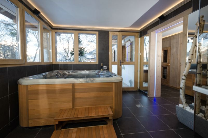 Chalet Jardin d\'Angele Courchevel - ski chalet for catered chalet ...