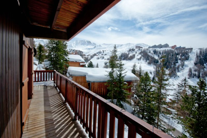 chalet genepi la plagne ski chalet for catered chalet skiing holidays snowboard and summer