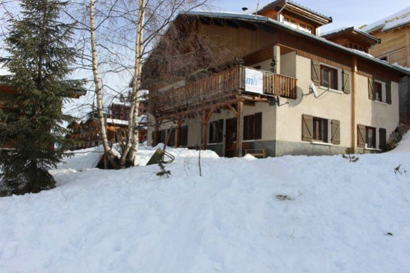 chalet lupins la plagne ski chalet for catered chalet skiing holidays snowboard and summer