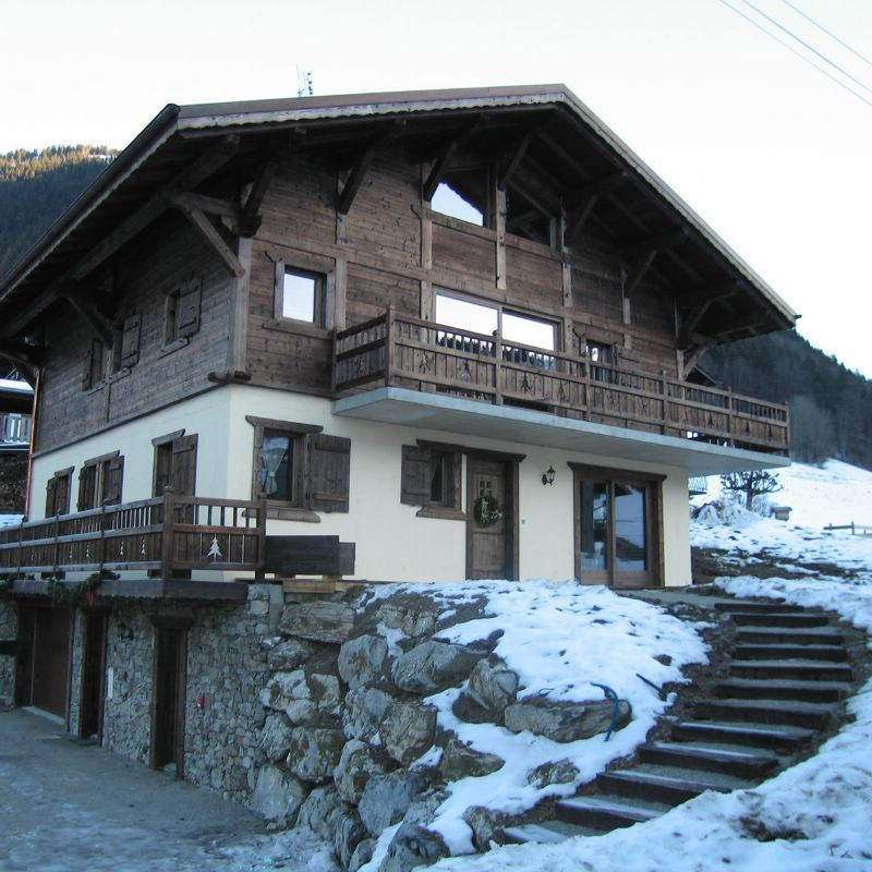 pine marten lodge morzine ski chalet for catered chalet skiing holidays snowboard and summer