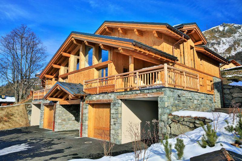 chalet aralia st martin de belleville ski chalet for catered chalet ski holidays snowboarding