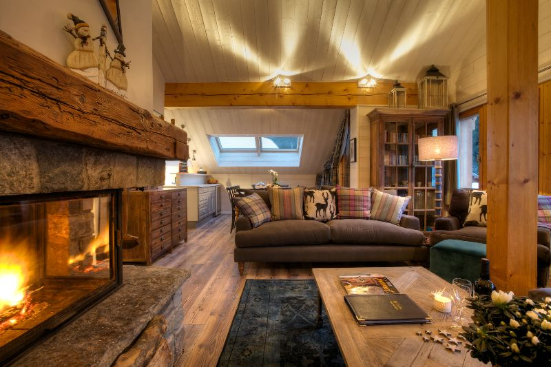 Chalet Pasarale Meribel - ski chalet for catered chalet ski holidays ...
