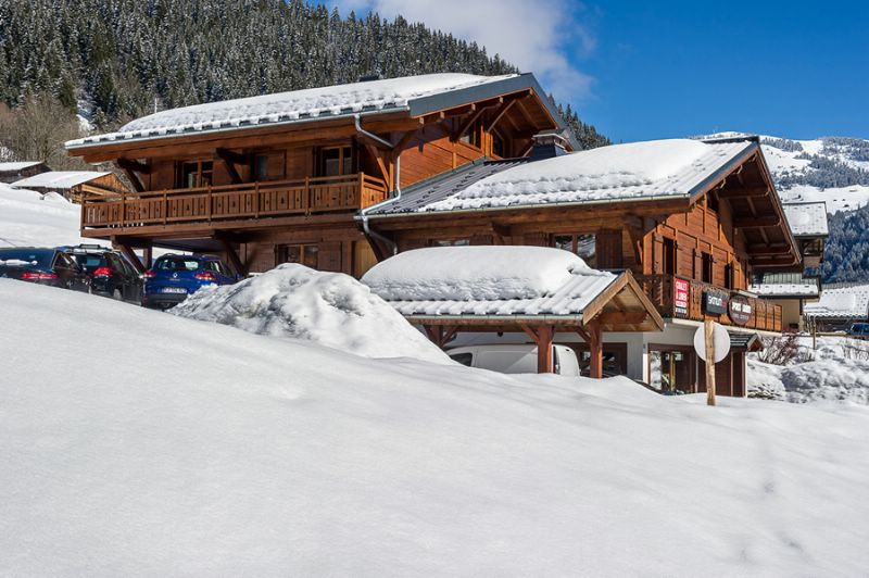 Chalet Bruno Châtel   Ski Chalet For Self Catered Ski Holidays,  Snowboarding And Summer Vacations In Portes Du Soleil, France