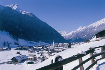 Stubai Valley